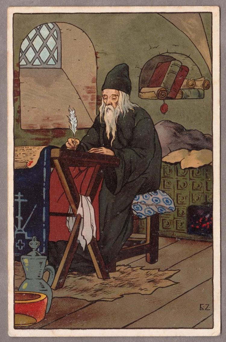 древнерусские летописцы картинки главном фото обладательница